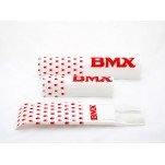 Pad set  BMX wit 3-delig