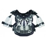 Polisport Body Protector XP1 Mini zwart-transparant