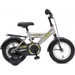 "Golden Lion 12""  BMX Jongens RN Shadow Black"