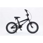 Golden Lion BMX Matt Black 16 inch kinderfiets