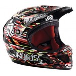Bluegrass Brave Blast Black/Red/Green